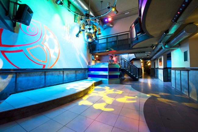 Commercial Audio Video Nightclub