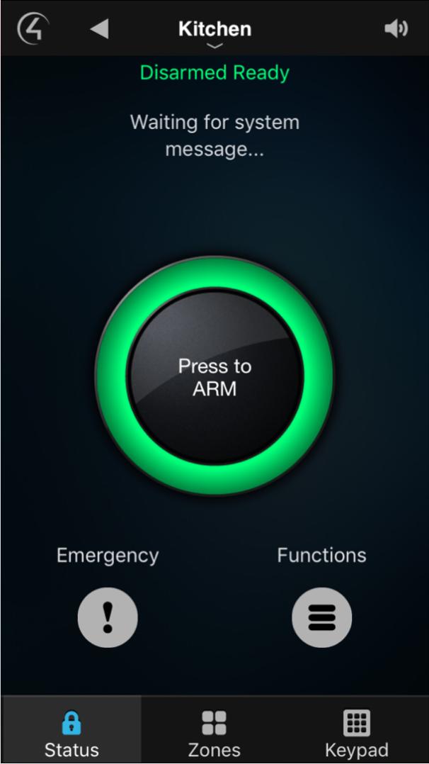 control-4-smartphone-app-arm-alarm