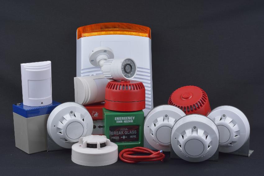 Fire alarm sensors